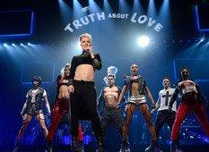 P!nk Kicks Off The Truth About Love World Tour With Sold-Out Opening Night Performance At U.S. Airways Center In Phoenix