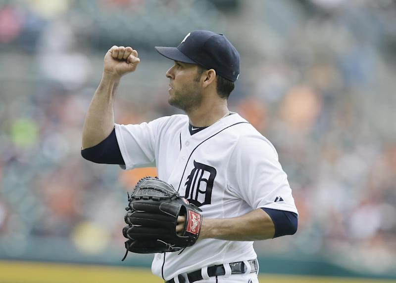 Tigers end Royals' 10-game run with 2-1 victory