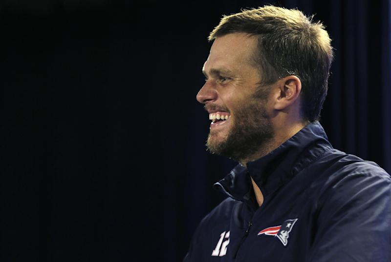 Brady ready for increased action against Carolina
