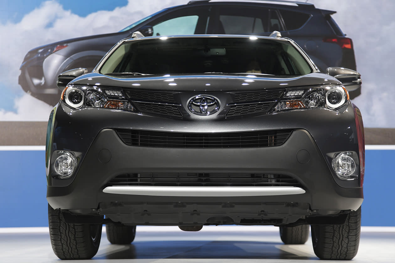<b>Toyota RAV4</b><br><br>Toyota hasn't announced prices, but given the competitive market segment, expect prices to start around $23,000.