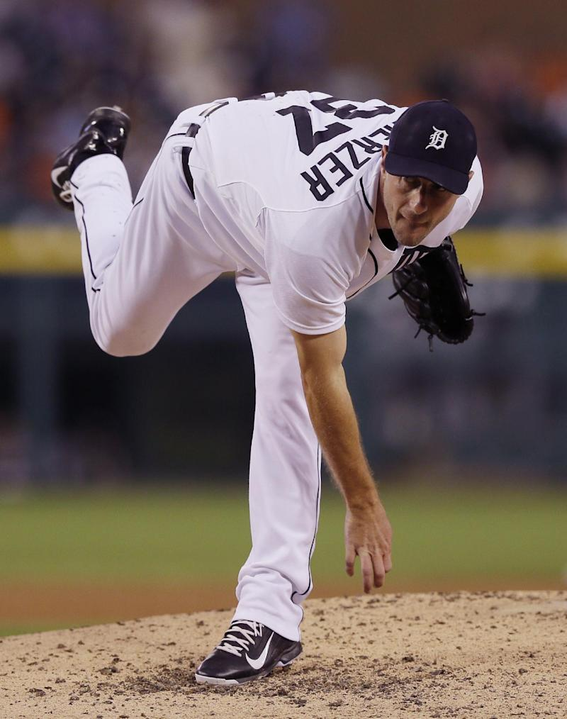 Castellanos helps Tigers to 7-2 win over White Sox