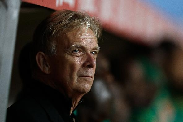 Finke eying collective success for Cameroon