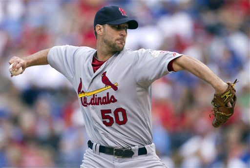 Holliday leads Cardinals to 8-2 win over Royals