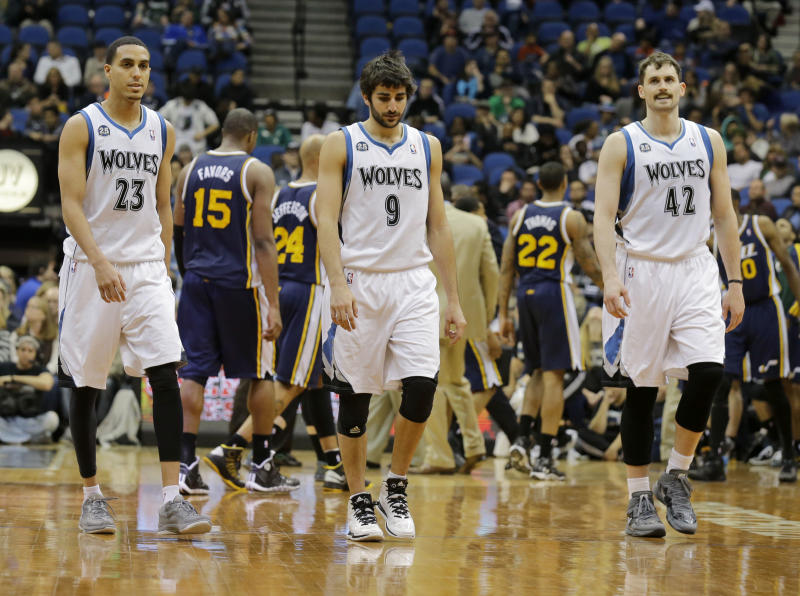 Disappointed Wolves enter offseason of uncertainty