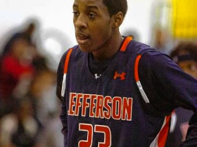 Thomas Jefferson senior star Thaddeus Hall — New York Daily News