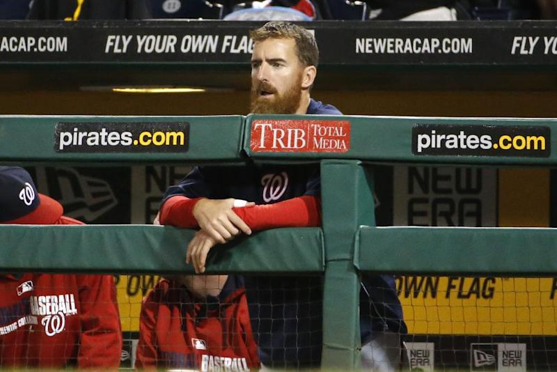 Nationals activate 1B Adam LaRoche from DL