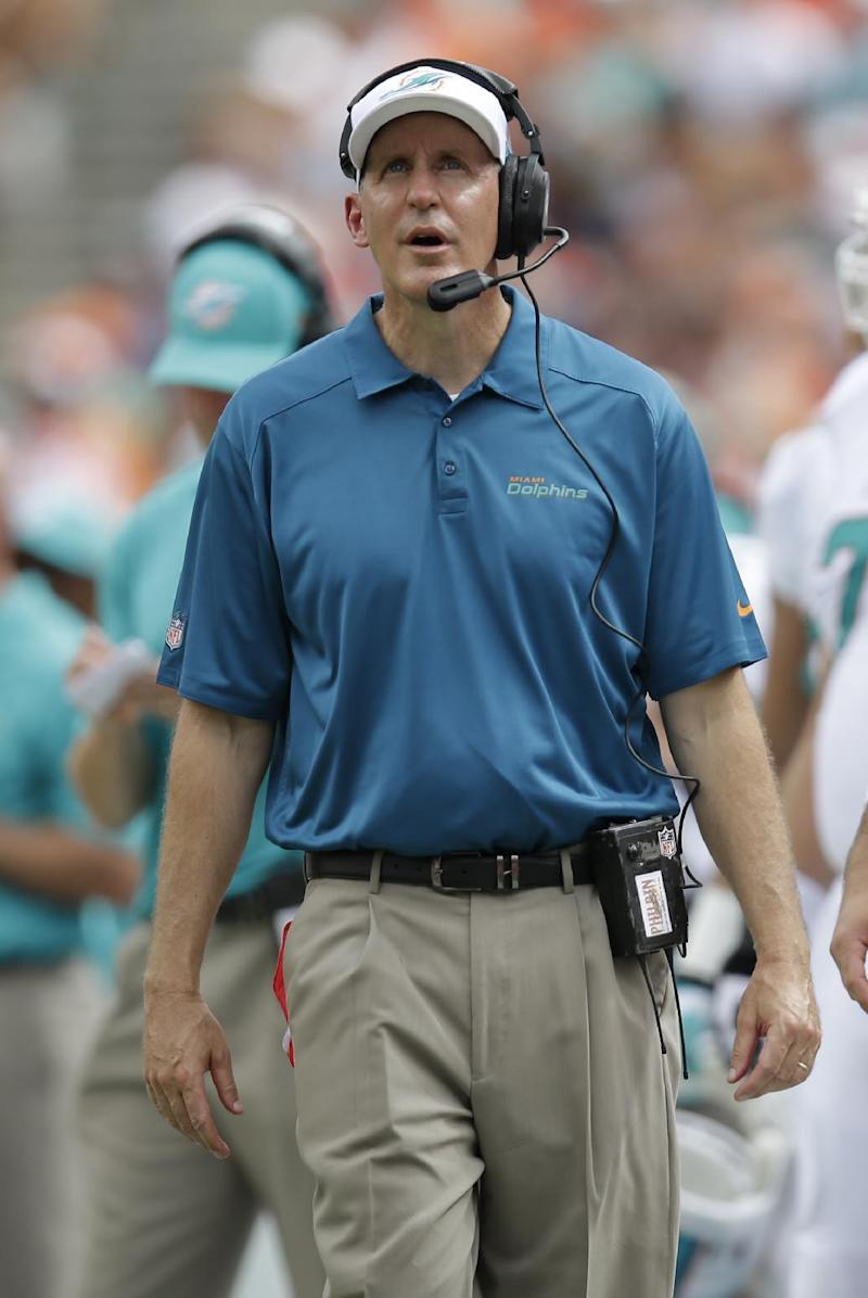 Dolphins filed complaint about obscure rule