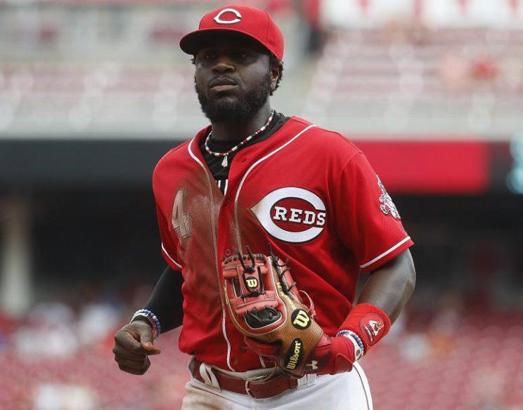 Reds trading Brandon Phillips to Braves