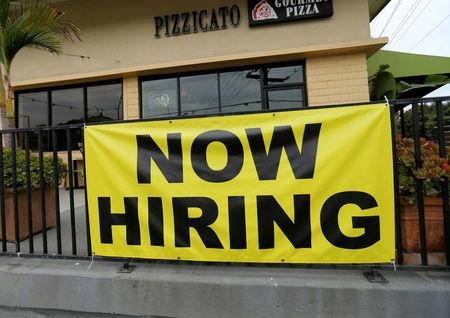 US adds only 98000 jobs in March; Unemployment reaches 10-year low