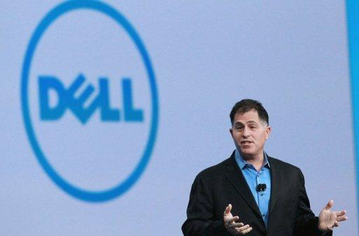 <p>Dell CEO Michael Dell, pictured in 2010. Struggling computer maker Dell announced Tuesday it will use some of its cash stockpile to pay shareholder dividends as it pursues a shift to services.</p>