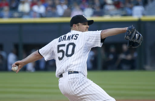 Cabrera-less Tigers power past White Sox 6-2