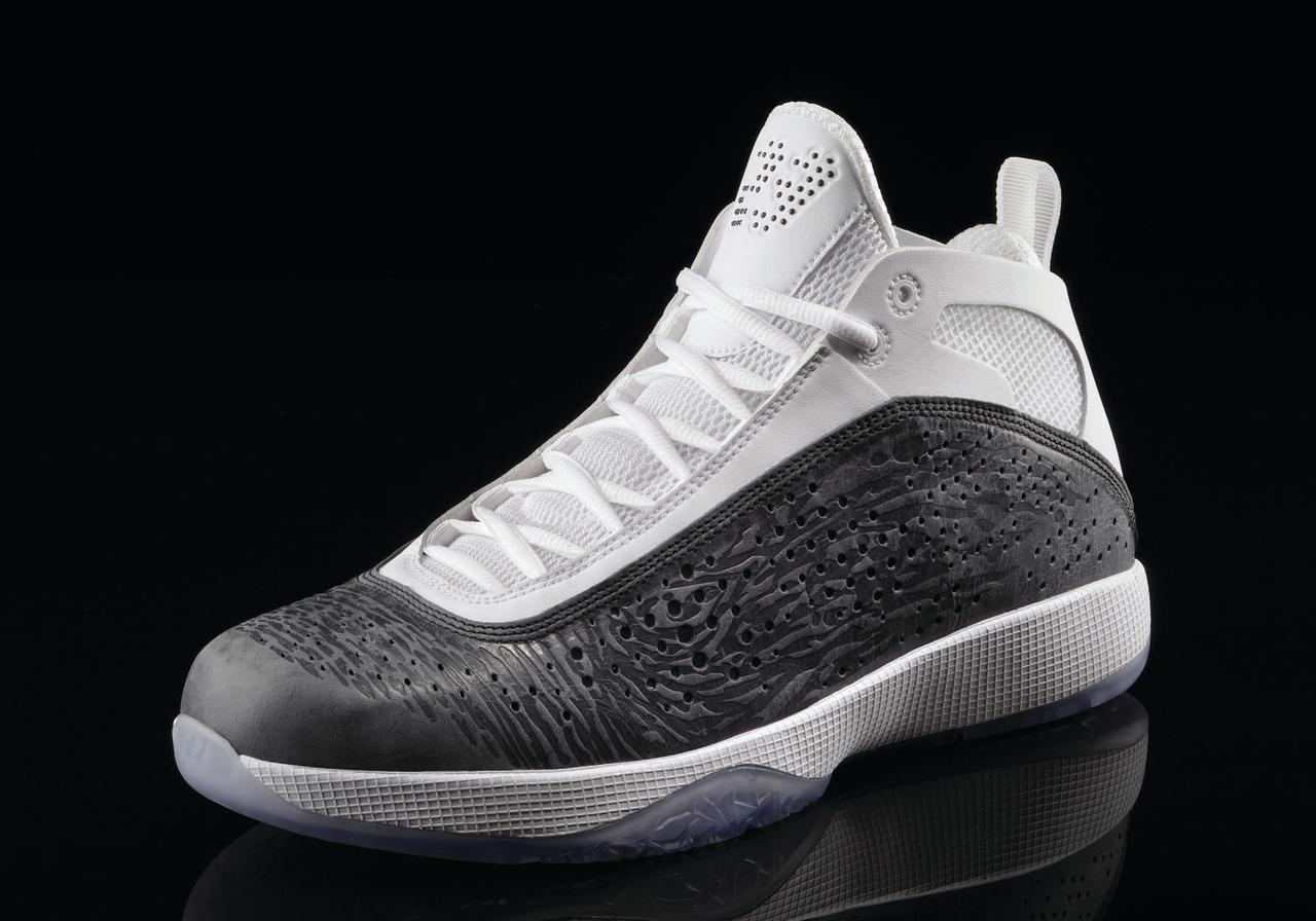 "<p>Air Jordan 2011 - ""Choose Your Flight"" (2011): Endorsed by Dwyane Wade, the inspiration is MJ's ""multi-weapon"" skills and Wade's all-around athleticism. (Photo Courtesy of Nike)</p>"