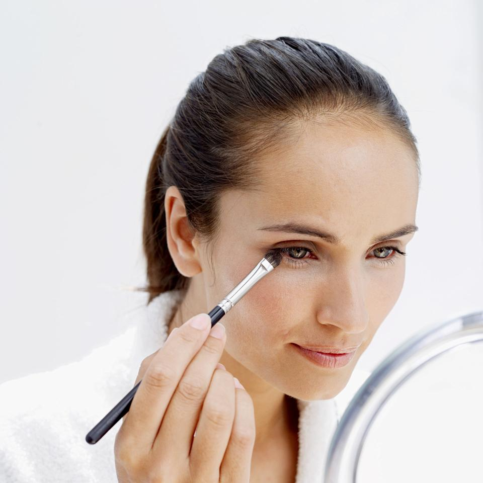 """<div class=""""caption-credit""""> Photo by: Rodale Inc.</div><div class=""""caption-title"""">Beef Up Your Brows</div><p>  <b>1. Beef up your brows</b>  <br>  Give the tweezers a rest! Define your features with a bold pair.  <br>  Our brains associate thick, groomed eyebrows with youthfulness. """"When brows are thin and light, they make your features disappear, adding years to even the youngest looking face,"""" says Damone Roberts, a celebrity eyebrow artist.  <br>  <b>More from Prevention:</b>  <br>  <b><a rel=""""nofollow"""" href=""""http://www.prevention.com/beauty/beauty/how-shape-perfect-eyebrows?cm_mmc=Yahoo_Blog-_-PVN_Shine-_-8%20Easiest%20Age%20Erasers%20Ever-_-4%20Steps%20To%20Perfect%20Brows"""" target=""""_blank"""">4 Steps to Perfect Brows</a></b>  <br>  <b><a rel=""""nofollow"""" href=""""http://www.prevention.com/health/healthy-living/9-daily-habits-age-you?cm_mmc=Yahoo_Blog-_-PVN_Shine-_-8%20Easiest%20Age%20Erasers%20Ever-_-9%20Harmless%20Habits%20That%20Age%20You%20RL"""" target=""""_blank"""">8 """"Harmless"""" Habits That Age You</a></b> </p>"""
