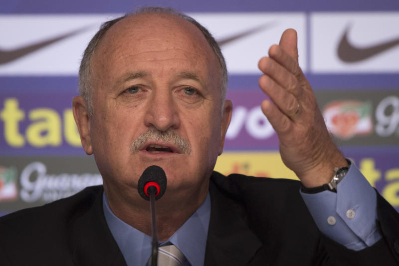 Portugal targets Scolari for fraud, laundering