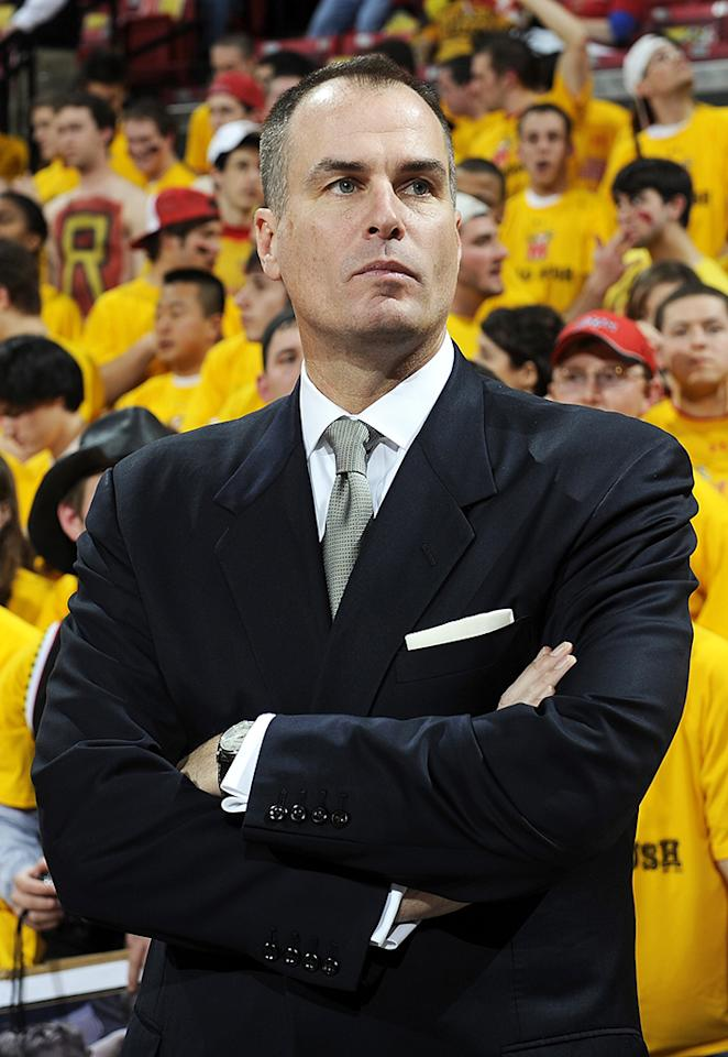 <strong>4. Jay Bilas</strong> <br /><strong>Why was he hated?</strong> Now, because he takes basketball waaaaaaay too seriously. Then, because he was just so smug (and still is).