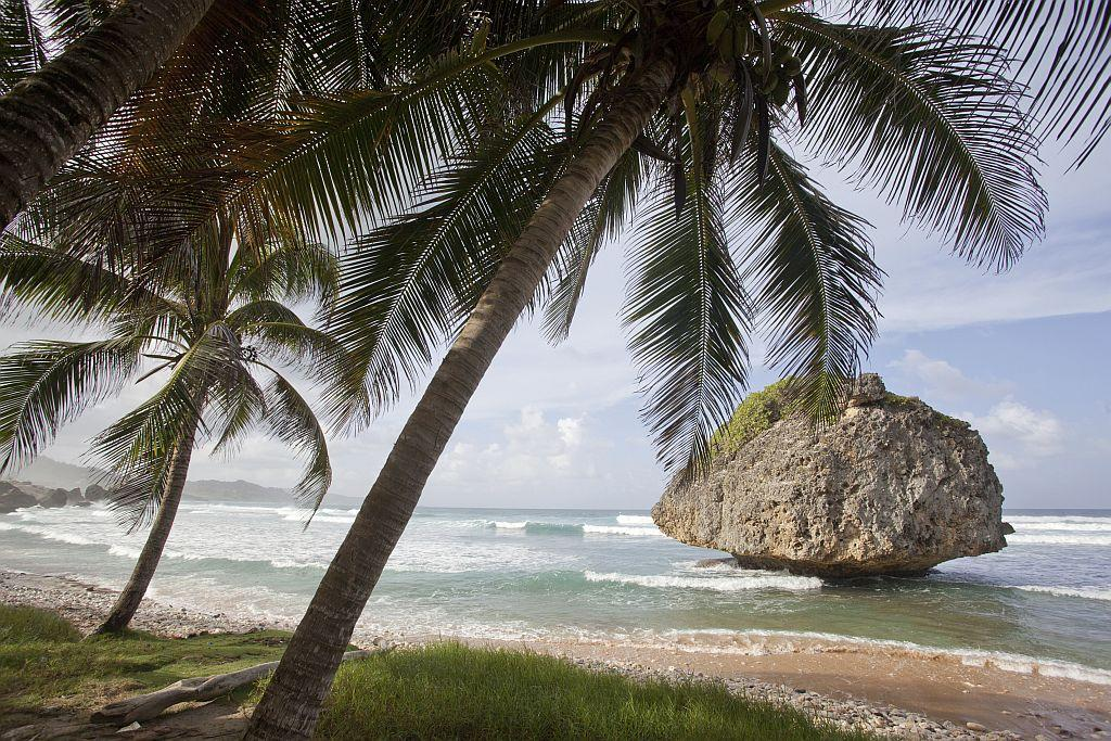 """<b>1. Barbados </b><br><br>Most tourists return from Barbados sated on rum and flying fish, tanned to a crisp, and with reggae still thumping in their ears. Don't be fooled by the """"slow and easy"""" Barbadian way, for the Caribbean island is bursting with things to see and do.  Enjoy the heritage attractions and museums of Historic Bridgetown (a UNESCO World Heritage Site) or pack off on island safaris or revitalising forest hikes, or follow a nature trail to view the famed Barbados Green Monkeys and the fiery red-and-yellow national flower, the Dwarf Poinciana. If all of that sounds like too much legging about, there's always the beach. Plenty of it. <br><br>In India, Barbados has a consulate in Mumbai. (Address: Barbadian Consulate in Mumbai, India, 21, Suvas, Main Avenue, Santa Cruz (West), Mumbai 400 054; Phone: 91-22-2646-1878) <br><br><a target=""""_blank"""" href=""""http://www.visitbarbados.org/"""">Official tourism website</a>"""