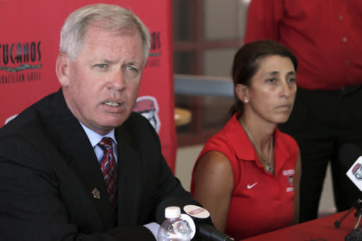 New Mexico AD says no question about hazing