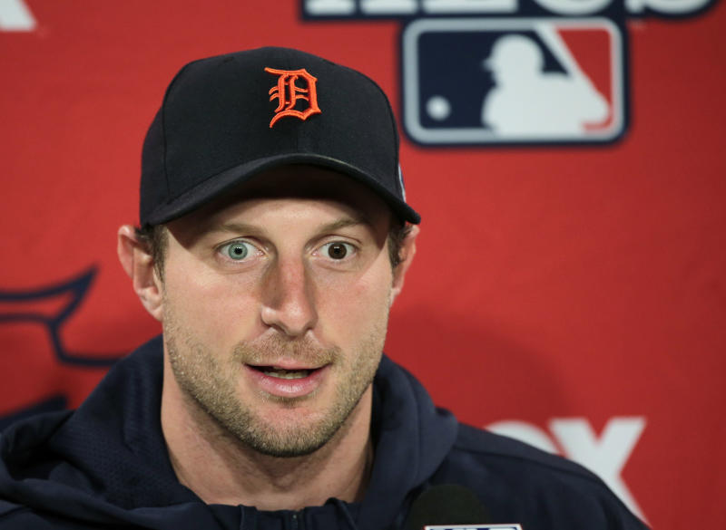 Tigers-Red Sox Preview