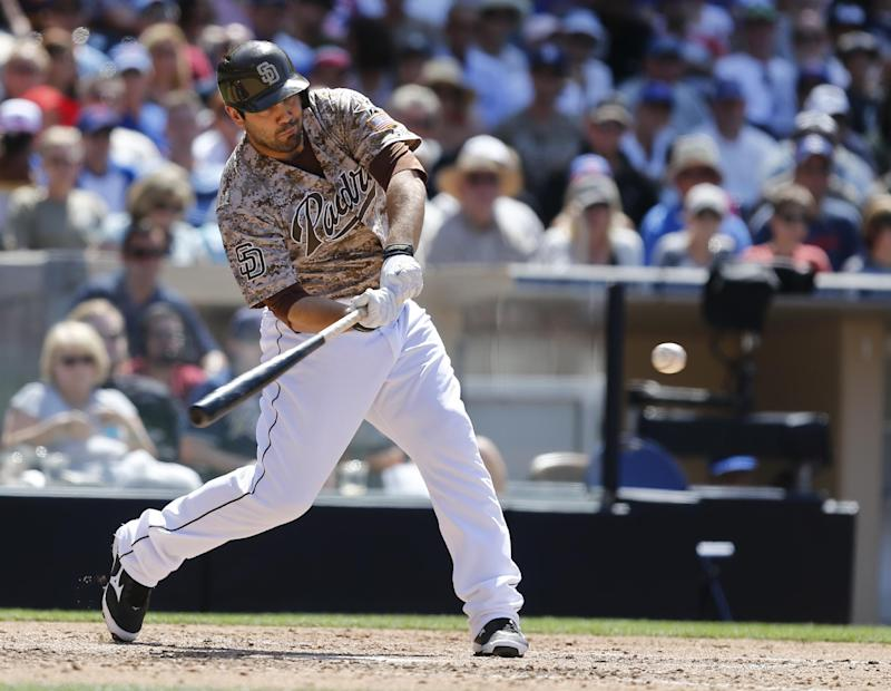 Padres, Kennedy get past Cubs 4-3