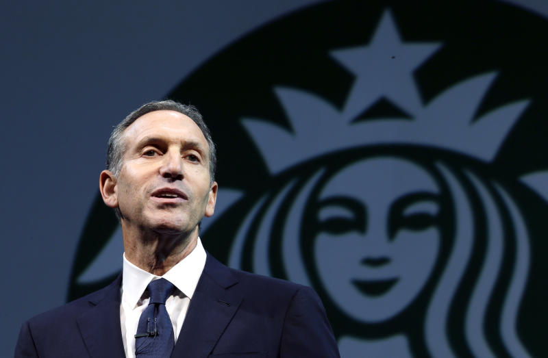 Starbucks promo prods lawmakers to 'come together'