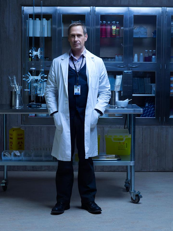 """Scott Thompson as Jimmy Price in """"Hannibal"""" on NBC."""