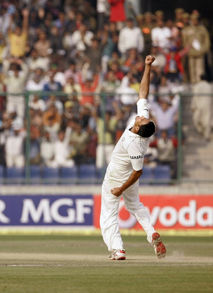 <p>Anil Kumble (India), Matches: 55 </p>