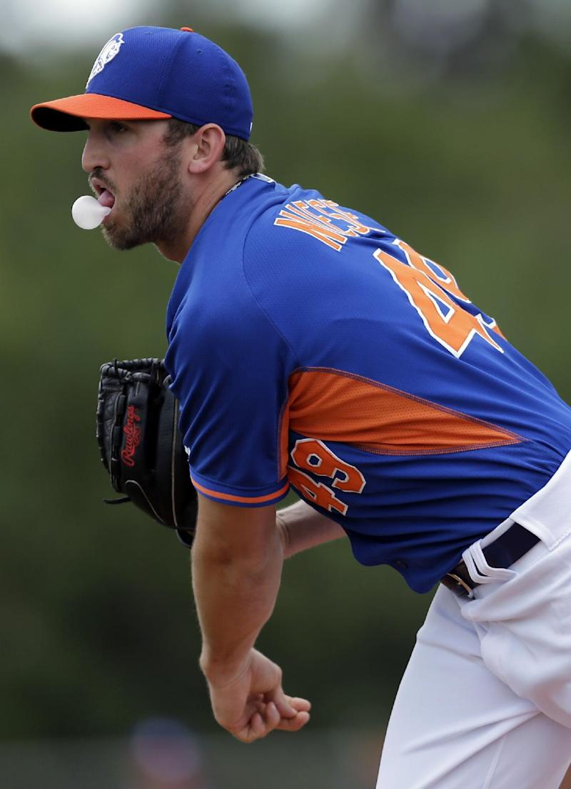 Mets say Niese MRI shows no major problems