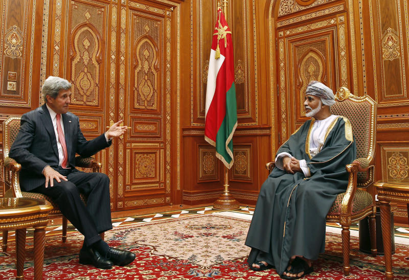 Kerry praises $2.1 billion Raytheon deal in Oman
