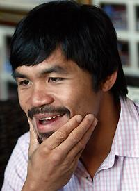Pacquiao embarks on career in political ring