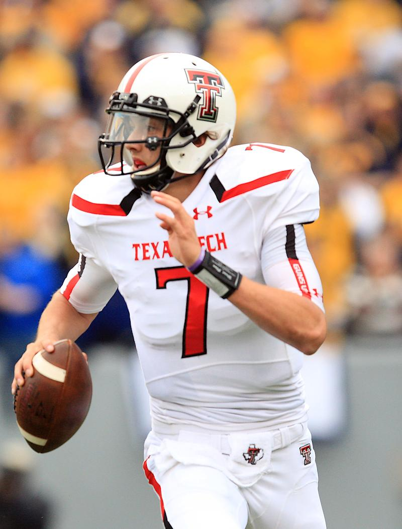Kingsbury's swagger palpable for No. 10 Texas Tech