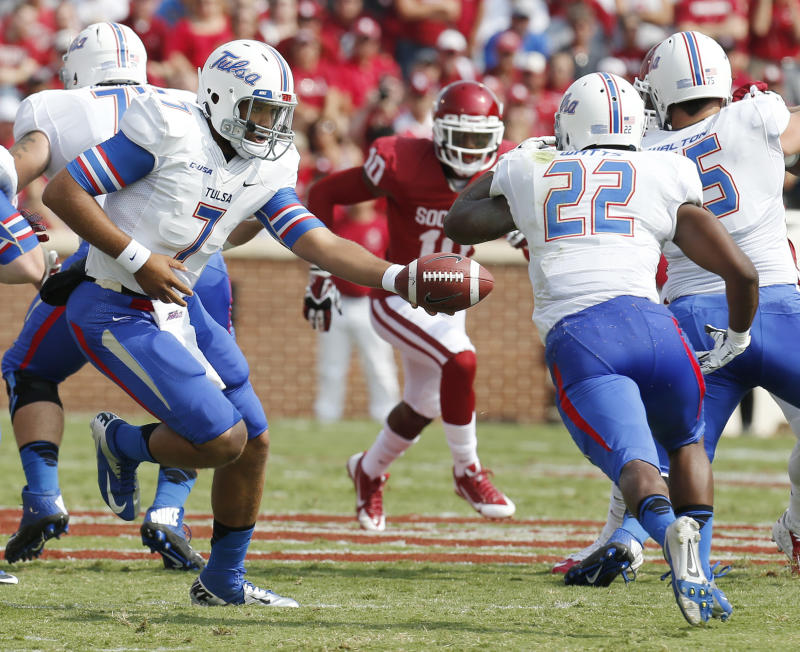 Bell dazzles in Oklahoma's rout of Tulsa