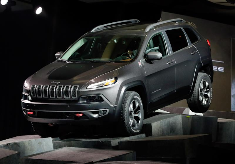 Jeep takes a radical new turn with Cherokee