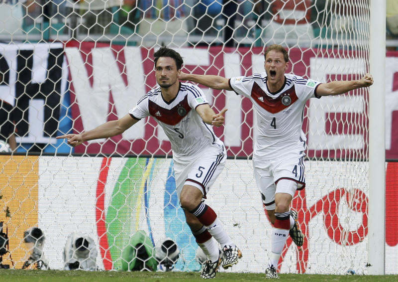 Germany defender Hummels in doubt for Ghana match
