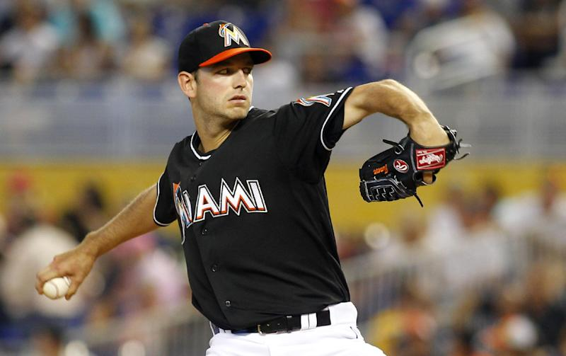Turner sharp as Marlins beat Brewers 2-1