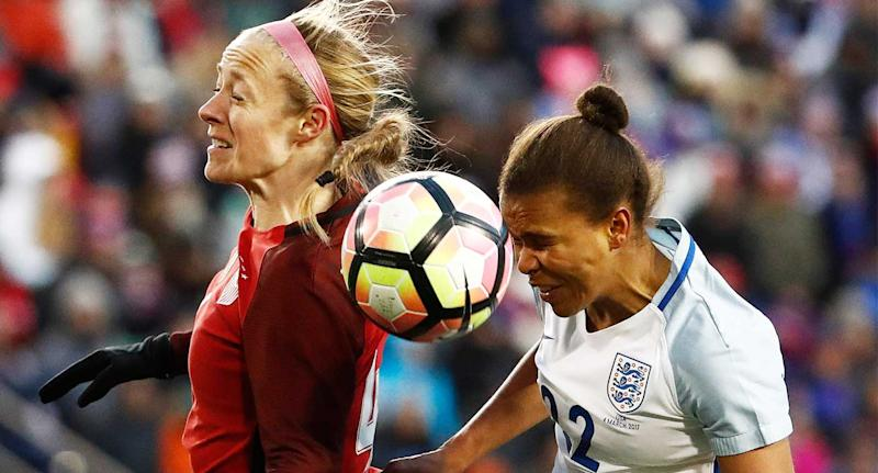 England scores late to beat U.S. in SheBelieves Cup