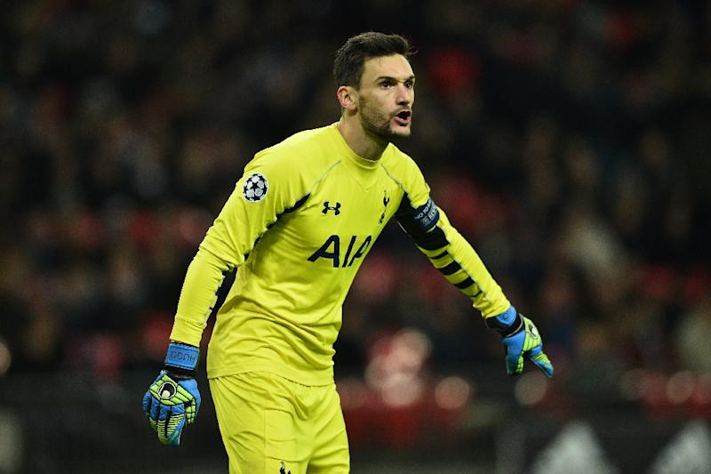 Hugo Lloris signs new Tottenham contract to stay until 2022