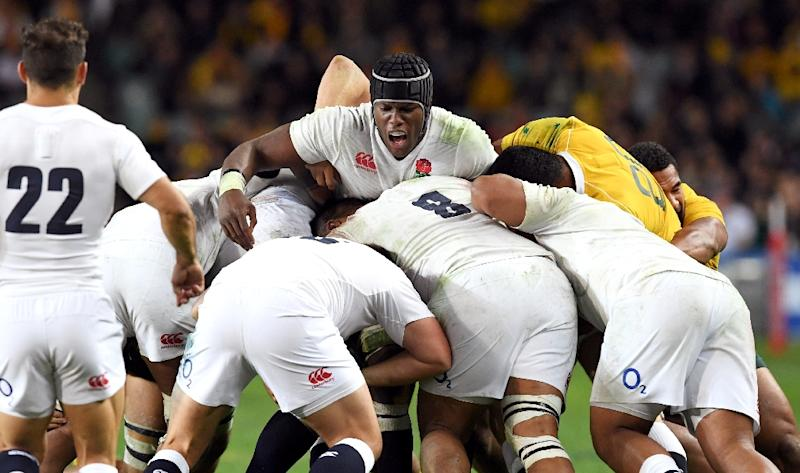 England's Itoje ruled out for six weeks