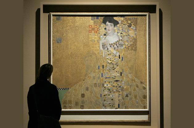 """Adele Bloch-Bauer I"" by Gustav Klimt, $135 million."