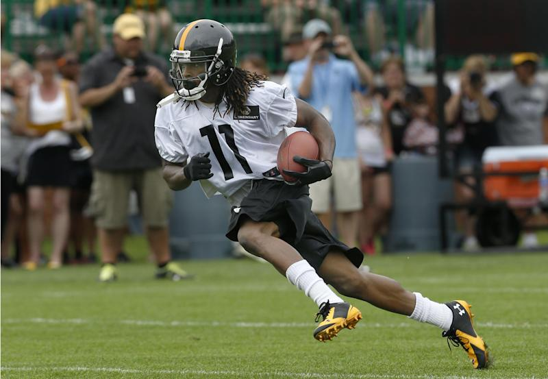 Wheaton eyeing chance after tough rookie year