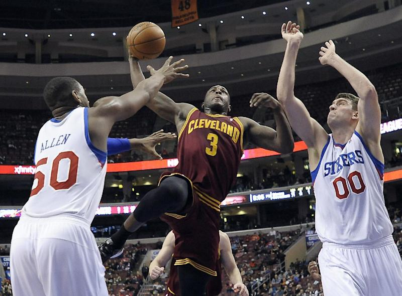 Cavaliers acquire Spencer Hawes from Philadelphia