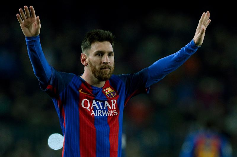 Barcelona set to make Lionel Messi world's highest paid player
