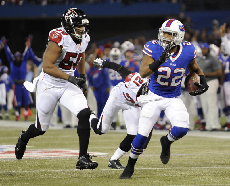 Falcons' woeful run D braces for Packers' Lacy