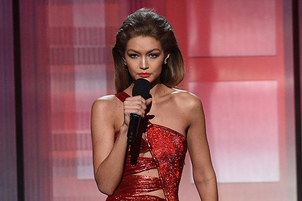 Model Apologizes For Those Offended By Melania Trump Impression — Gigi Hadid Twitter
