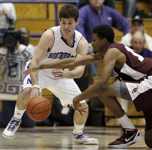 Northwestern rolls past Texas Southern 81-51