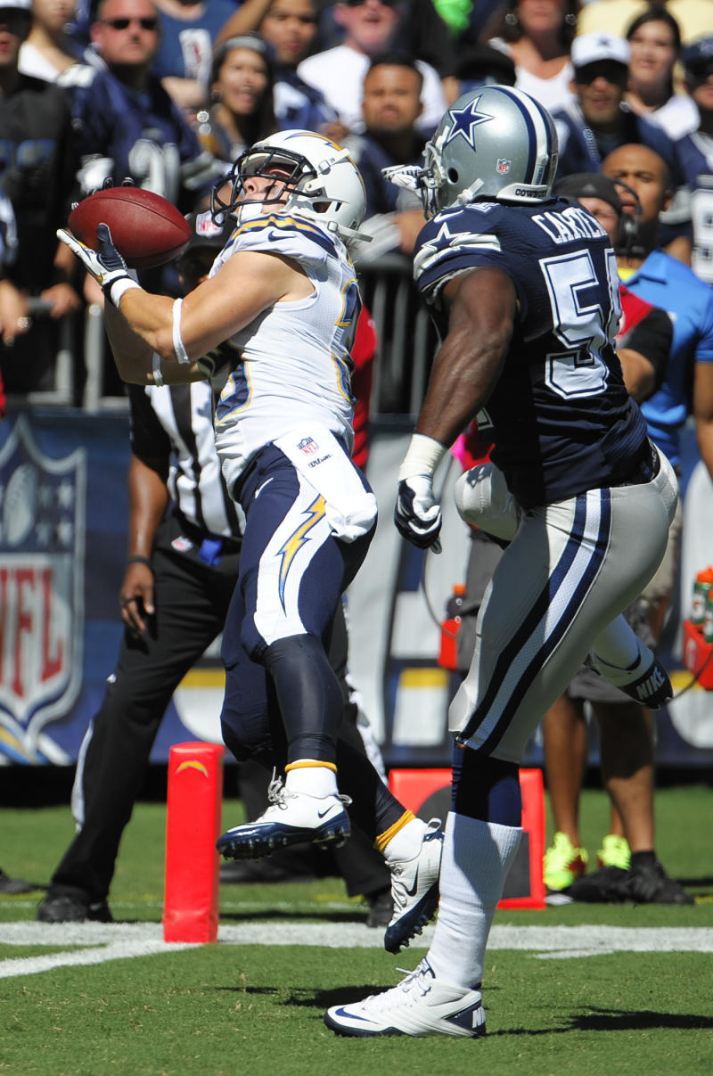 Carter, Cowboys need bounce-back against Manning