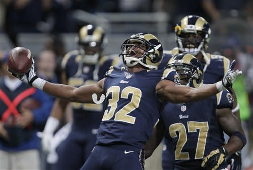 Zuerlein's 4 FGs lead Rams over Seahawks 19-13