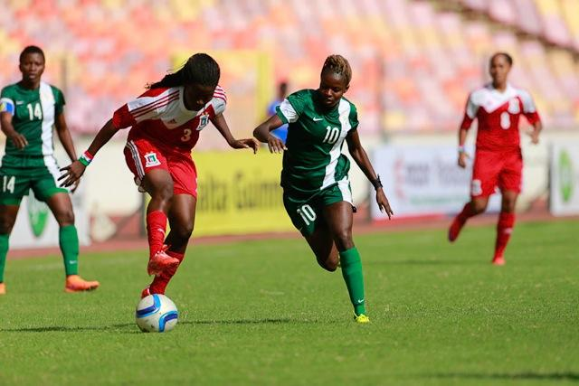 Nigeria to play South Africa in AWCON Semi final