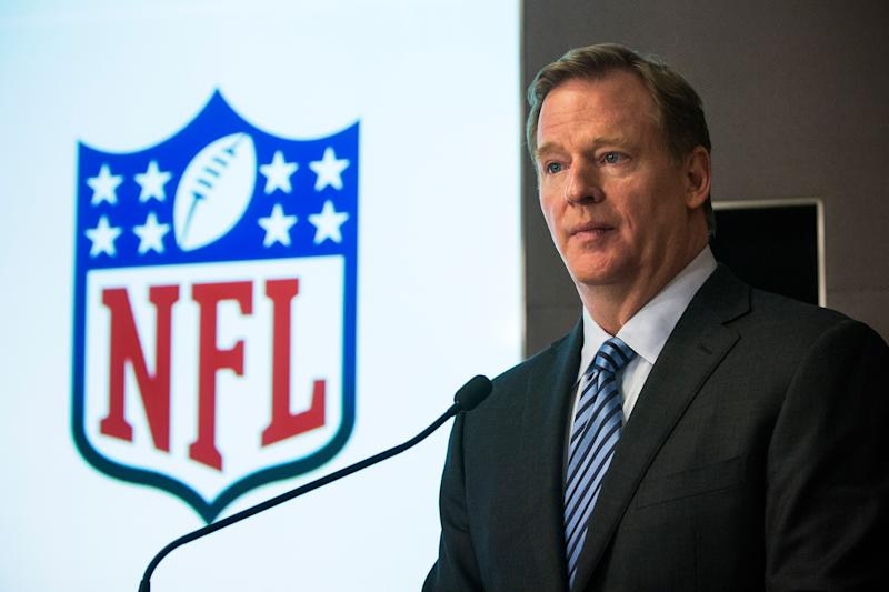 "NFL Commissioner Roger Goodell And GE Chairman Jeffery Immelt Discuss ""Head Health Challenge"""