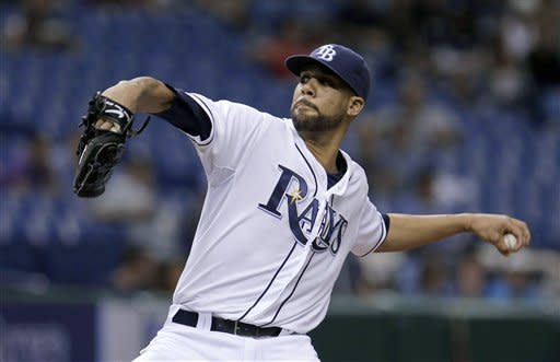Rays' David Price shuts out Angels in 5-0 victory