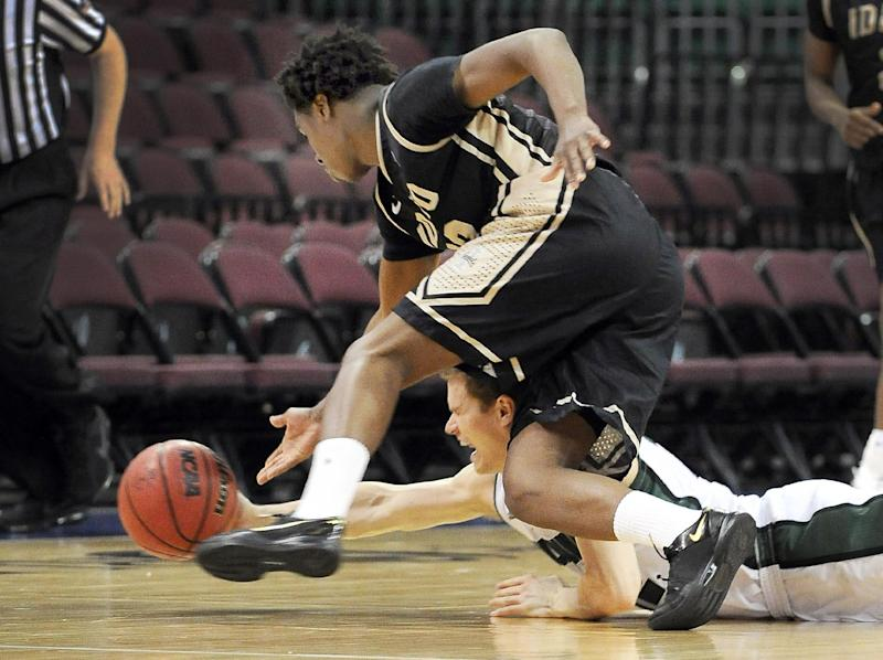 Idaho upsets top-seeded Utah Valley in WAC, 74-69